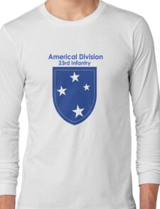 Americal Division - 23rd Infantry Long Sleeve T-Shirt