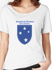 Americal Division - 23rd Infantry Women's Relaxed Fit T-Shirt