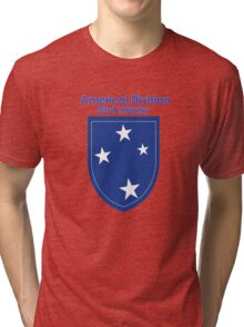 Americal Division - 23rd Infantry Tri-blend T-Shirt