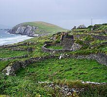 Slea Head, County Kerry by Hugh Smith