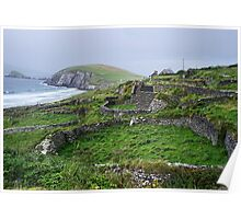 Slea Head, County Kerry Poster