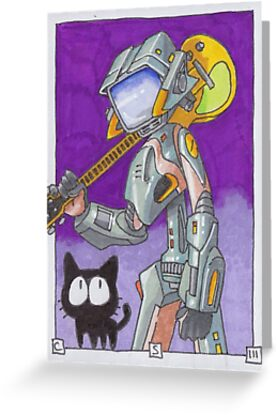 Canti-FLCL by cs3ink