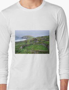 Slea Head, County Kerry Long Sleeve T-Shirt