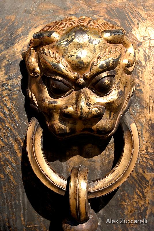 Creature - The Forbidden City, China by Alex Zuccarelli
