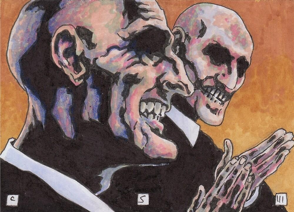 The Gentlemen - Buffy the Vampire Slayer by cs3ink