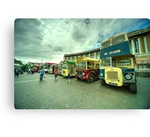 Classic Transport  Canvas Print
