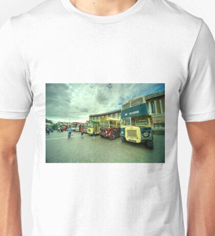 Classic Transport  Unisex T-Shirt