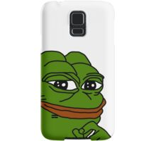 Pepe the frog  Samsung Galaxy Case/Skin