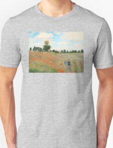Monet Lurking Troops T-Shirt