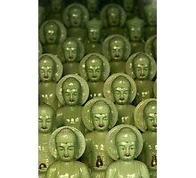 Little Buddhas - Cheongdo, South Korea Photographic Print
