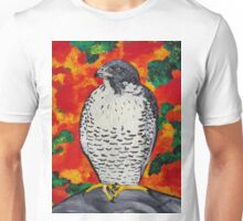 White Falcon Unisex T-Shirt