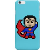 Superman 8MB iPhone Case/Skin