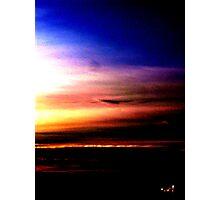 Northern Sunset Photographic Print