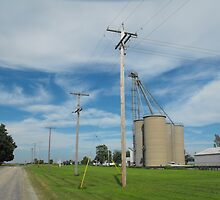 Grain Elevators by jeanine0408