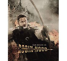Regal Con - Robin Hood v2 Photographic Print