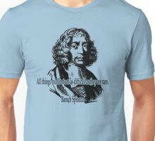 Spinoza Unisex T-Shirt