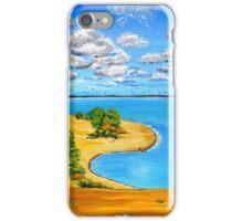 Dune beach Sandbanks Ontario iPhone Case/Skin
