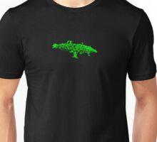 Alien spacecraft Unisex T-Shirt