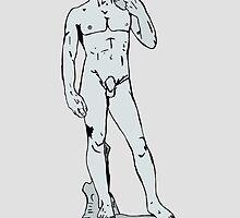 Michelangelo's David by Logan81