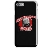 The Necronomicon Ex Mortis iPhone Case/Skin