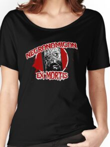 The Necronomicon Ex Mortis Women's Relaxed Fit T-Shirt