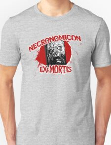 The Necronomicon Ex Mortis T-Shirt