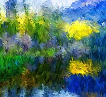 Spring Lake Impressions by Doreen Erhardt