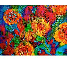 Carnival of Roses.... Photographic Print