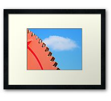 Engineering Framed Print