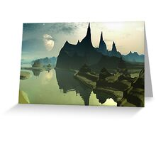 Legends of Morragg Greeting Card