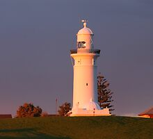 Lighthouse by GWalter