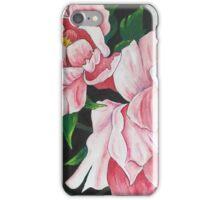 Peony Blooms II iPhone Case/Skin