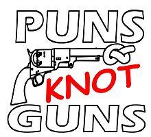 PUNS KNOT GUNS by Calgacus