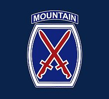 10th Mountain Division by Buckwhite
