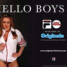 Hello Boys by paul hilton