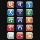 Mah Jongg Winds, Dragons and Seasons by bubblenjb