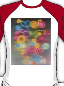 Quilled Paper Series 3  T-Shirt