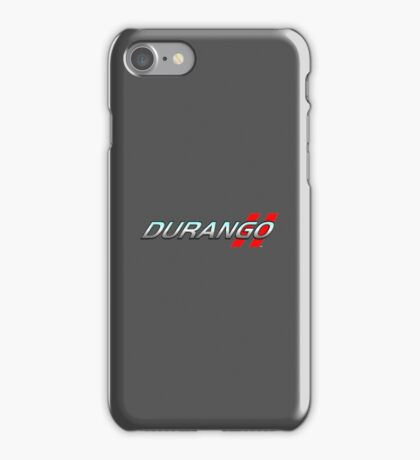 Durango iPhone Case/Skin