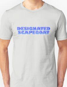 DESIGNATED SCAPEGOAT T-Shirt