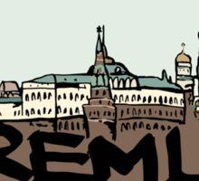 Kremlin Sticker