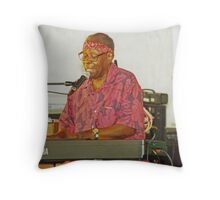 Curley Bridges Throw Pillow