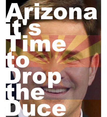 Arizona it's Time to Drop the Duce Sticker