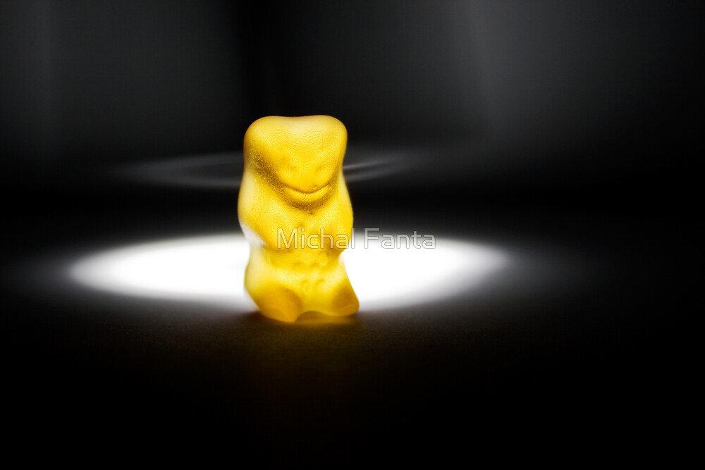 "Gummy Bear Photography - ""I Could Never Be That Good! or could I?"" by michalfanta"