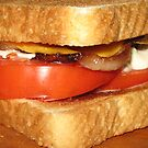 Toasted Bacon, Tomato & Cheese Mmmmmmmmmmmmmmmmmmmmmmmmmmmmmm.....Yum! by Stephen Thomas
