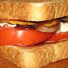 Toasted Bacon, Tomato & Cheese Mmmmmmmmmmmmmmmmmmmmmmmmmmmmmm.....Yum! by Stephen Thomas