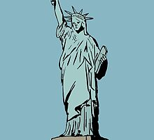 Statue of liberty by Logan81