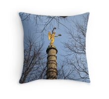 Which one is the winner ? Throw Pillow