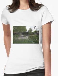 Chelsea Flower Show Womens Fitted T-Shirt