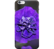 Petunia iPhone Case/Skin