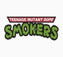 Teenage Mutant Dope Smokers by gerrorism